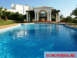 Недвижимость в Португалии: Фешенебельная вилла Albufeira - Urbanizao Patroves