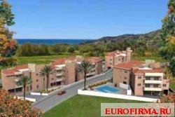 Недвижимость на Кипре: Прекрасные апартаменты в комплексе PISSOURI VINES 1