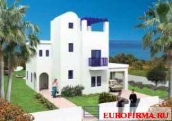 Недвижимость на Кипре: Роскошные виллы в жилом комплексе RIVIERA BEACH VILLAS