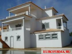 Недвижимость в Португалии: Новая 3-х-этажная вилла