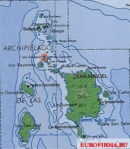 Купить апартаменты панама на карте
