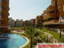 Недвижимость в Испании: Новые квартиры (от 70 кв.м) в закрытом комплексе