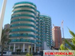 Недвижимость в Испании: Новые квартиры (1-3 спальни) в 5 минутах от моря