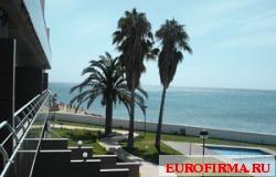 Недвижимость в Испании: Отличные квартиры (2-4 комнаты) на берегу моря