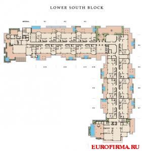 Loudoun valley the fairmont the calverton home design bedroom level floor plan