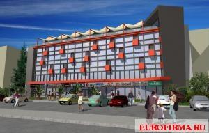 Недвижимость в Болгарии: Бизнес-центр в KORAL Sunny Beach (от 35,06 кв. м) .