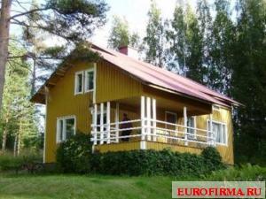 Дом 110 кв м на берегу озера саймаа