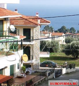 Греция недвижимость у моря дешево