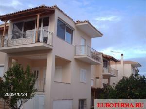 Апартаменты купить в греции