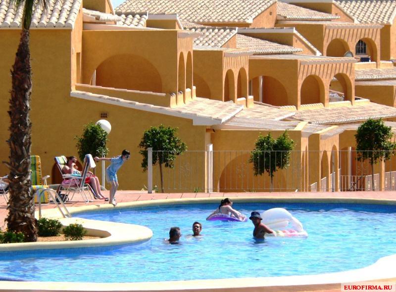 Испания соль коста бланка недвижимость