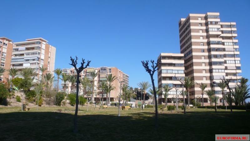 Недвижимость в испании город аликанте фото