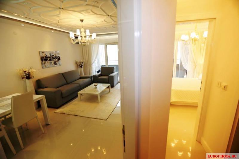 Новые квартиры в будве