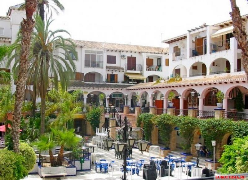 Купить недвижимость в коста бланка испания