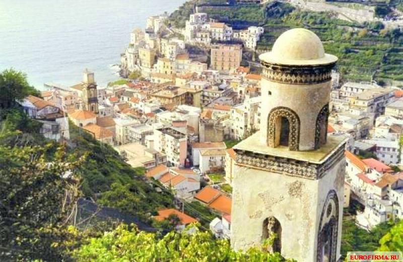 Снять жилье италия побережье