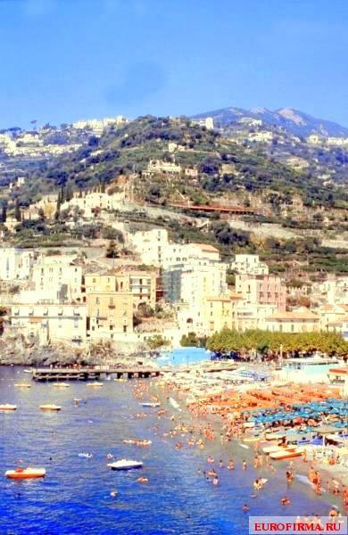 Недорогая недвижимость в Италии : квартиры в Калабрии