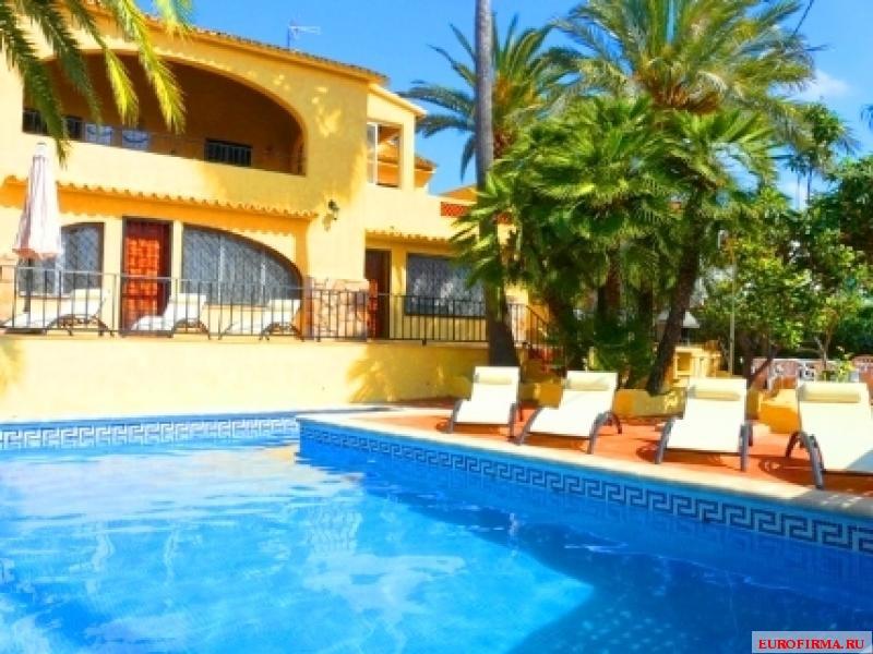 Аренда недвижимости в испании кальпа испания