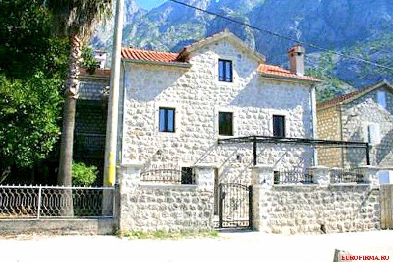 Недвижимость черногории в бухте