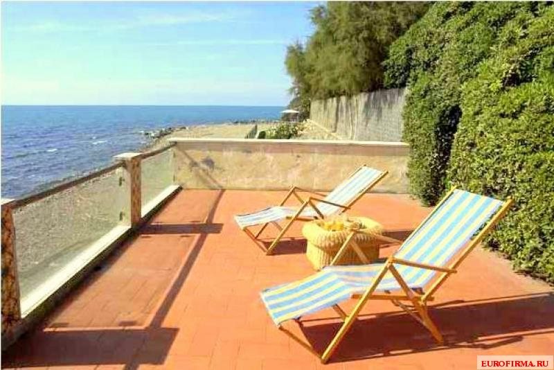 Вилла в италии у моря фото